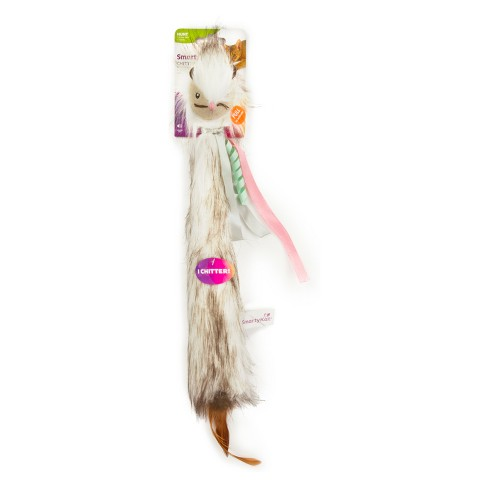 SmartyKat Chitter Critter Electronic Sound Kicker Cat Toy - image 1 of 4