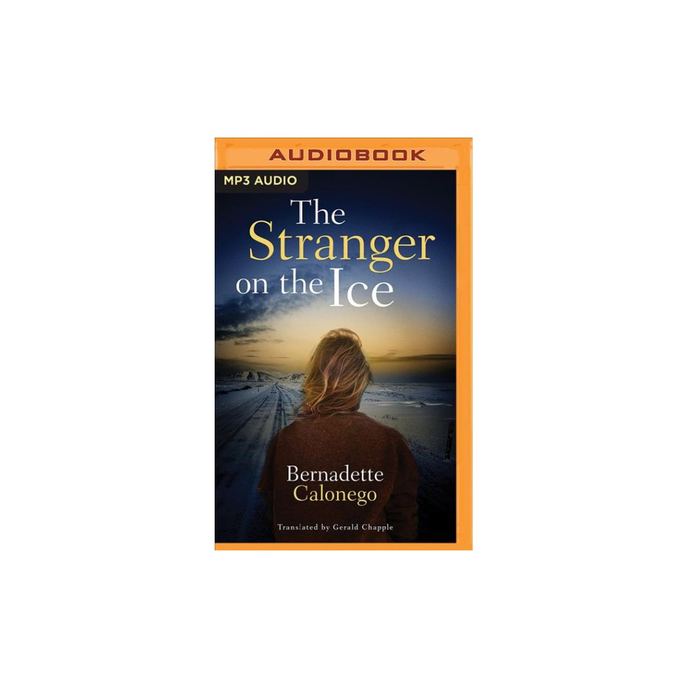 Stranger on the Ice - by Bernadette Calonego (MP3-CD)