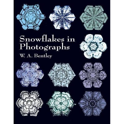 Snowflake Designs (Dover Pictorial Archives)