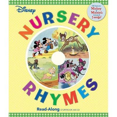 Disney Nursery Rhymes Read-Along (Board Book)