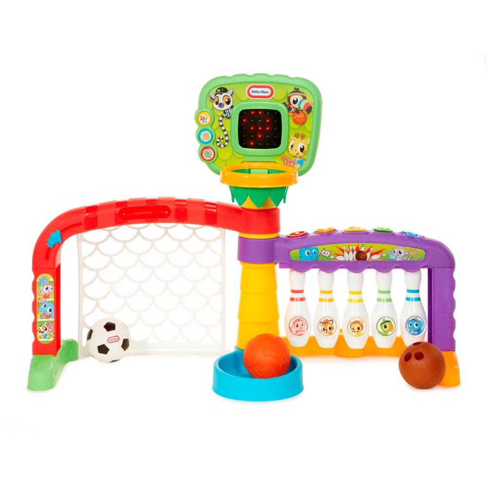 soccer basket bowling toddler toy