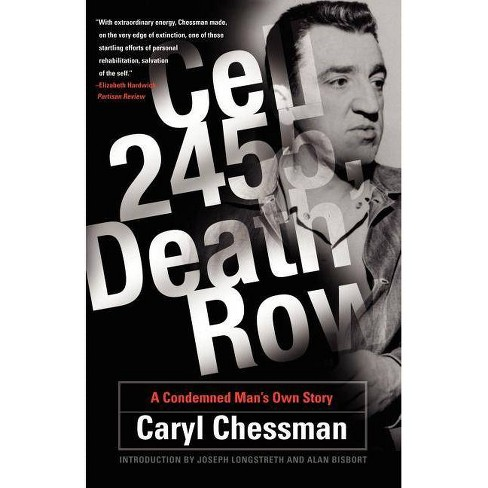 Cell 2455, Death Row - by  Caryl Chessman (Paperback) - image 1 of 1