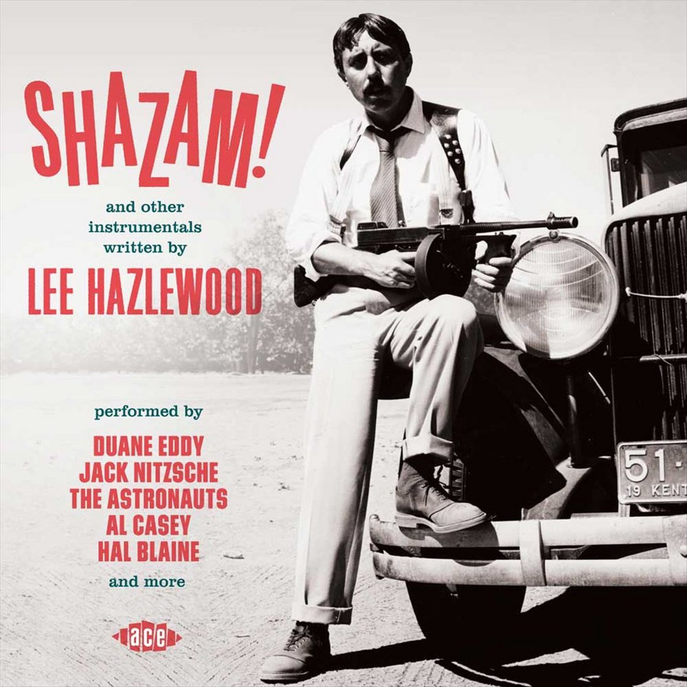 Various - Shazam:And Other Instrumentals Writte (CD)