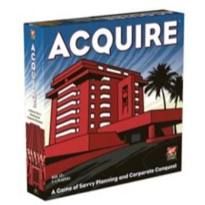 Acquire (2008 Edition) Board Game