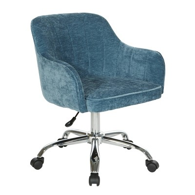 Versailles Velvet Office Chair - OSP Home Furnishings