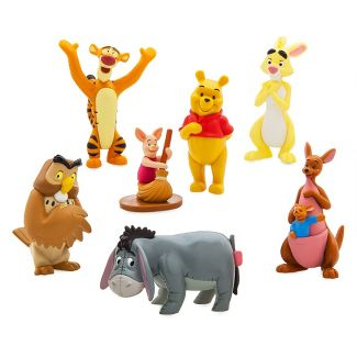 Disney Pooh Classic Action Figure - Disney store