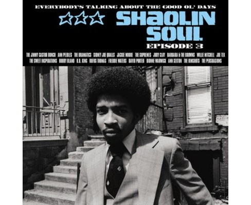 Various - Shaolin Soul Episode 3 (Vinyl) - image 1 of 1