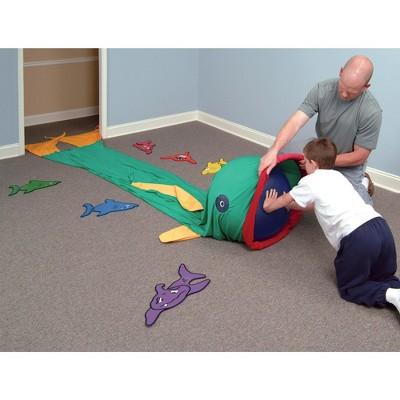 Abilitations Fish Tunnel Play Tent, 12 x 3 Feet