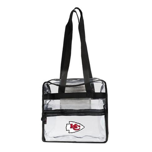 NFL Kansas City Chiefs The Northwest Co. Clear Zone Stadium Tote