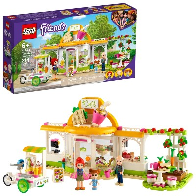 LEGO Friends Heartlake City Organic Café Building Kit 41444