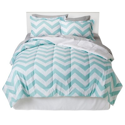 Chevron Bed In A Bag Room Essentials Target