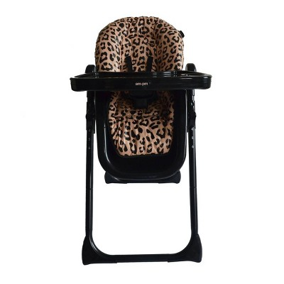 Your Babiie AM:PM Fitzrovia High Chair - Leopard