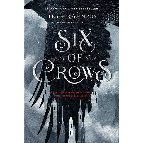 Six Of Crows ( Six Of Crows) (Hardcover) By Leigh Bardugo : Target