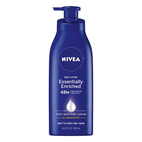 NIVEA Essentially Enriched Lotion - 16.9 oz - image 1 of 4