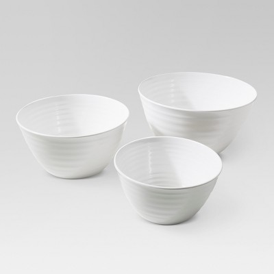 Bowls White Solid - Threshold™