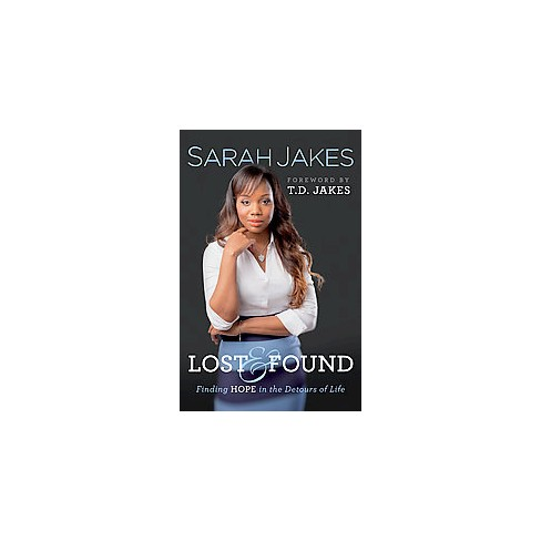 Lost and Found (Reprint) (Paperback) by Sarah Jakes - image 1 of 1