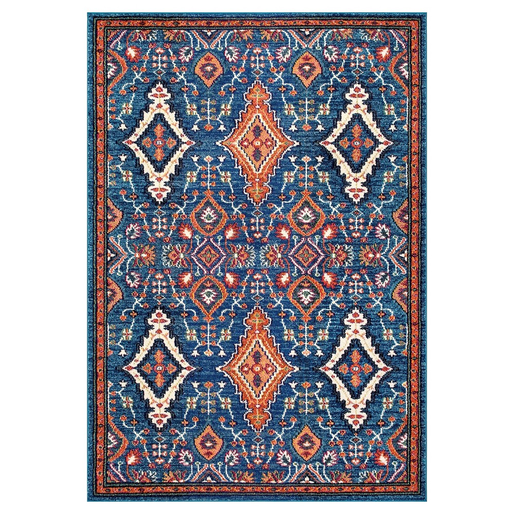 Solid Loomed Area Rug - (7'10x11') - nuLOOM, Multicolored