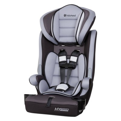 Baby Trend Hybrid 3-in-1 Combination Booster Seat - Diesel Gray