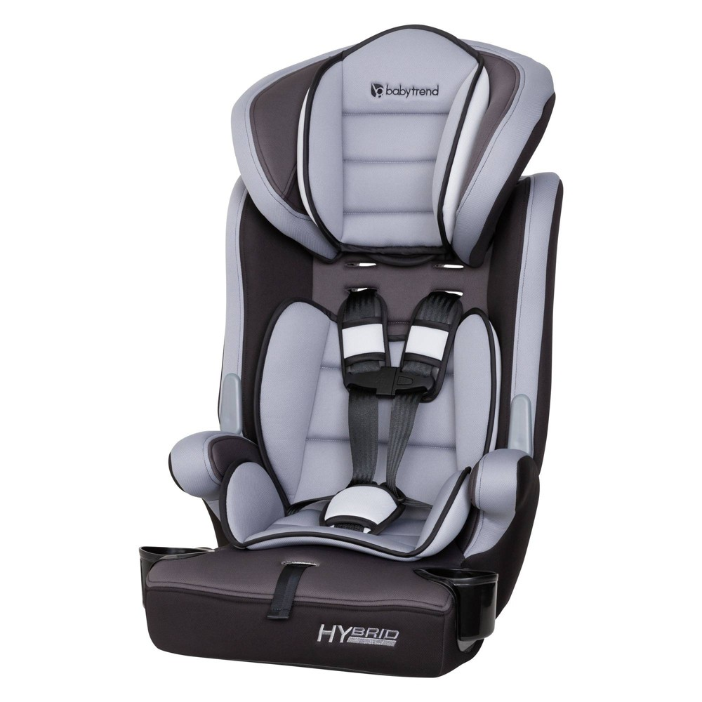Baby Trend Hybrid 3 In 1 Combination Booster Seat Diesel Gray
