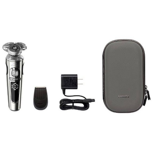 Philips Norelco Series 9820 Wet & Dry Men's Rechargeable Electric Shaver - SP9820/87 - image 1 of 4