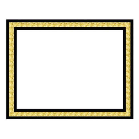 ArtSkills Presentation Board with Gold Boarder - image 1 of 3