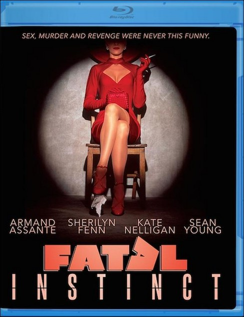 Fatal instinct (Blu-ray) - image 1 of 1