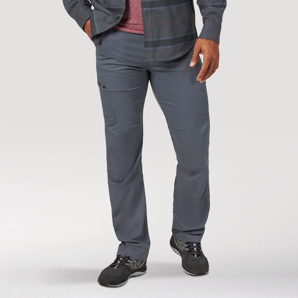 Wrangler Men 39 S Regular Fit Cargo Pants Turquoise 38x30