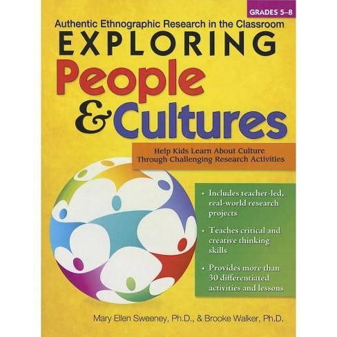 Exploring People and Cultures - by  Brooke Walker & Mary Ellen Sweeney (Paperback) - image 1 of 1