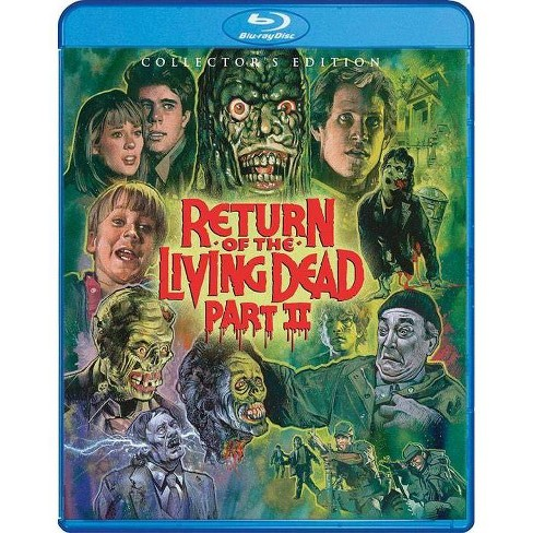 Return Of The Living Dead, Part II (Blu-ray) - image 1 of 1