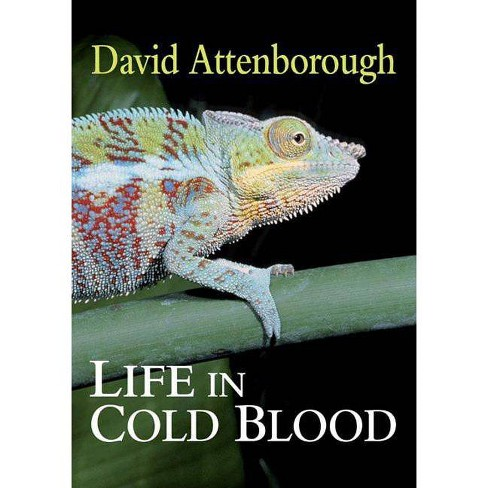 Life in Cold Blood - by  David Attenborough (Hardcover) - image 1 of 1