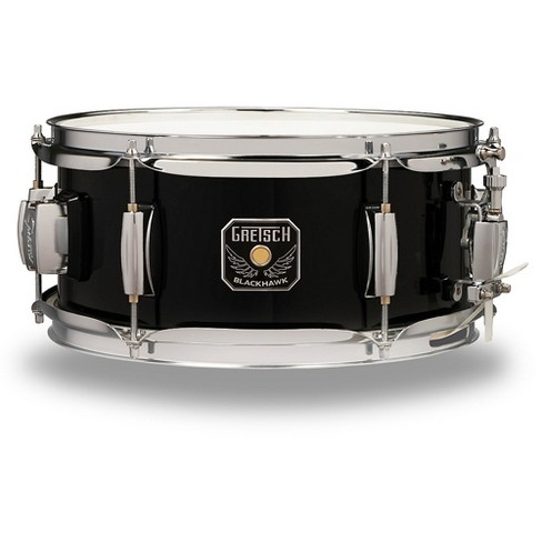 Gretsch Drums Blackhawk Snare with 12.7 mm Mount 12 x 5.5 in. Black - image 1 of 1
