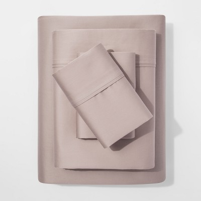 Performance Sheet Set (Queen)Tahoe Khaki 400 Thread Count - Threshold™