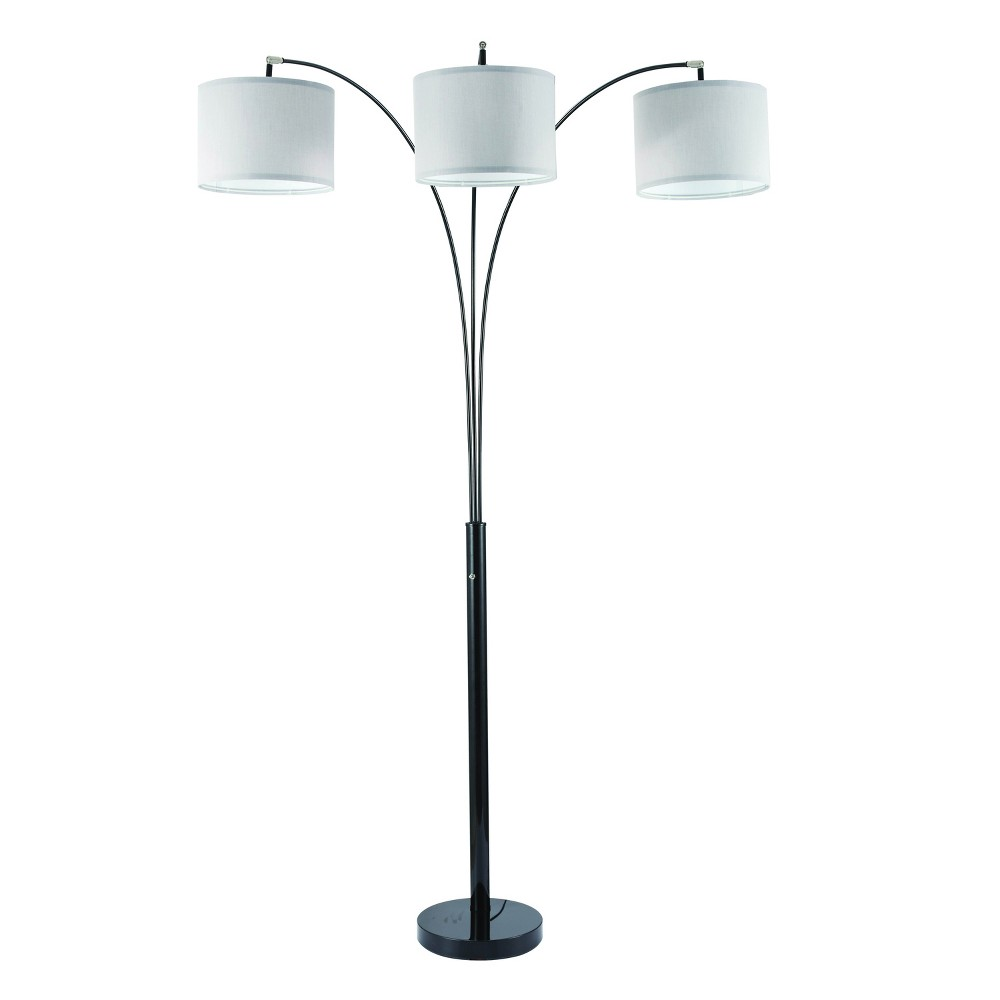 Image of Floor Lamp Home Source, Black