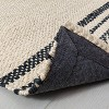 Jute Rug Charcoal Stripe - Hearth & Hand™ with Magnolia - image 4 of 4