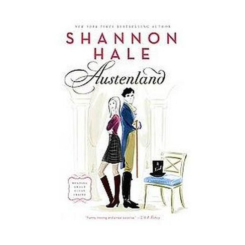Austenland (Reprint) (Paperback) by Shannon Hale - image 1 of 1