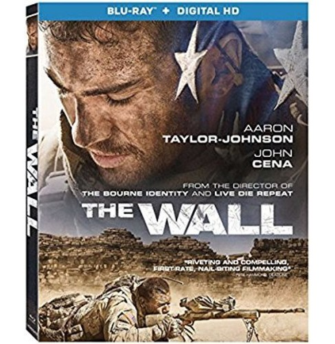 The Wall (Blu-ray + Digital) - image 1 of 1