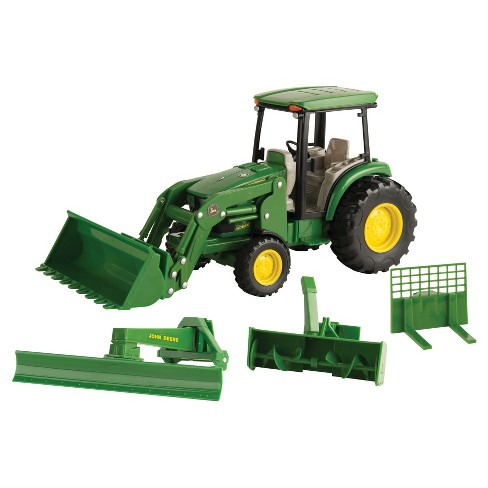 John Deere Tractor 4066R and Accessories 1:16 Scale - image 1 of 2
