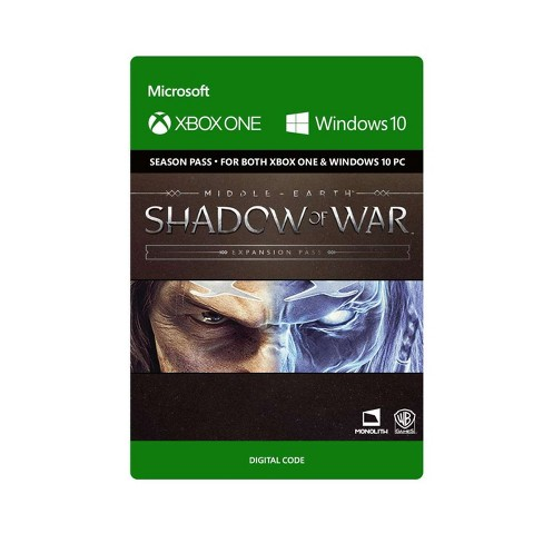 Middle-Earth: Shadow of War Season Pass - Xbox One (Digital) - image 1 of 1