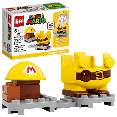 LEGO Super Mario Builder Mario Power-Up Pack Building Kit Collectible Toy for Creative Kids 71373