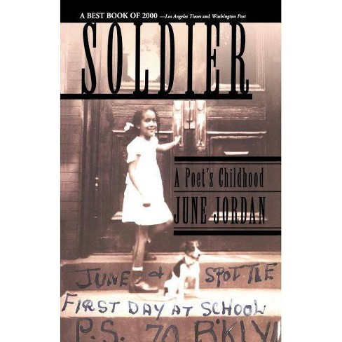 Soldier - by  June Jordan (Paperback) - image 1 of 1