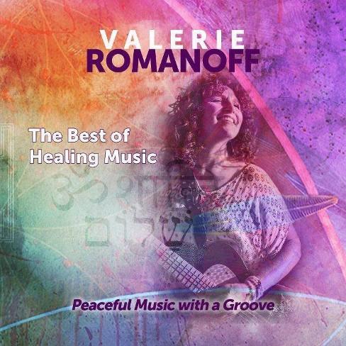 Valerie Romanoff - Best Of Healing Music (CD) - image 1 of 1