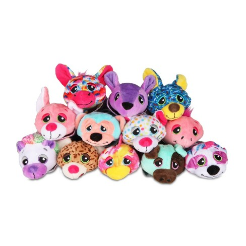 Cutetitos Babitos - Furry Baby Friends – Collectible Surprise Stuffed Animals - Ages 3+ - Series 2 Ice Cream - image 1 of 4