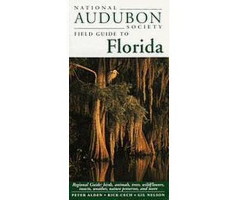National Audubon Society Field Guide to Florida (Paperback) - image 1 of 1