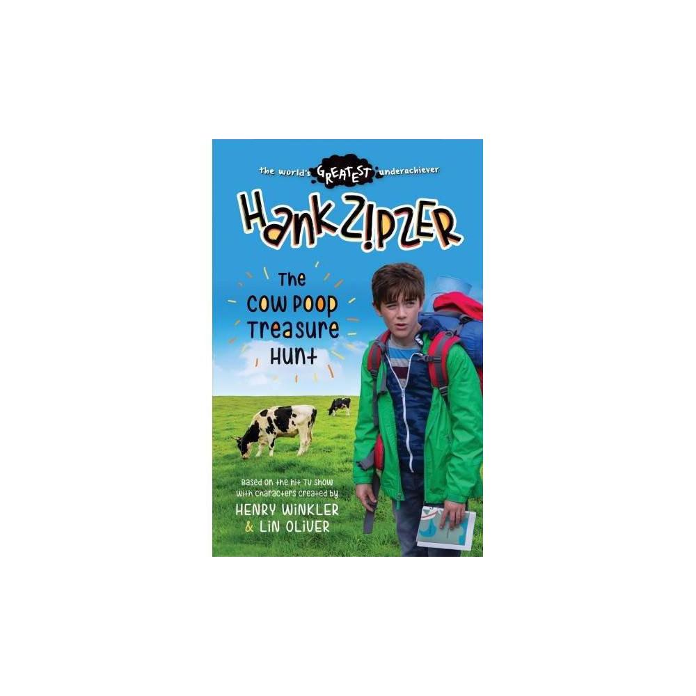 Hank Zipzer : The Cow Poop Treasure Hunt - (Hank Zipzer) by Theo Baker (Paperback)