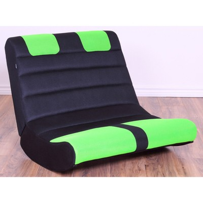 Gaming Chairs Black/Green - The Crew Furniture