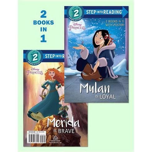 Mulan Is Loyal / Merida Is Brave (Paperback) (Cherie Gosling) - image 1 of 1