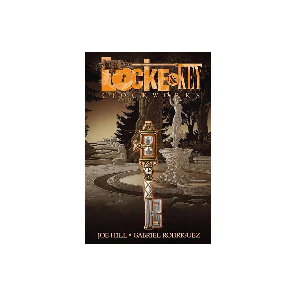Locke Key Vol 5 Clockworks Locke Key Idw Quality Paper By Joe Hill Paperback