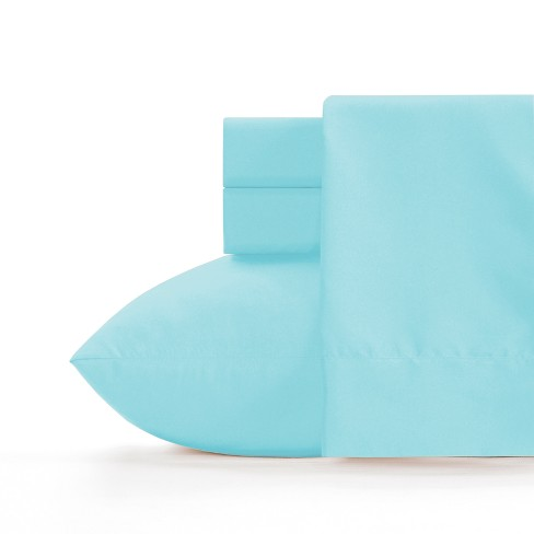 Crayola Sky Blue Sheet Set - image 1 of 1