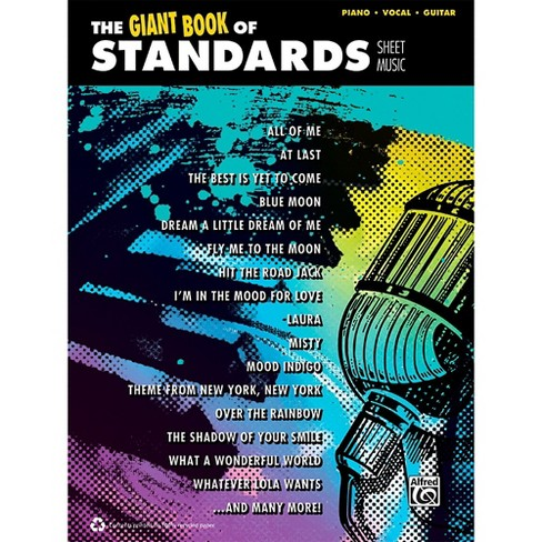 Alfred The Giant Book of Standards Sheet Music P/V/C Book - image 1 of 1