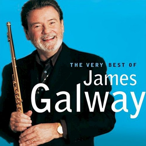James galway - Very best of james galway (CD) - image 1 of 1